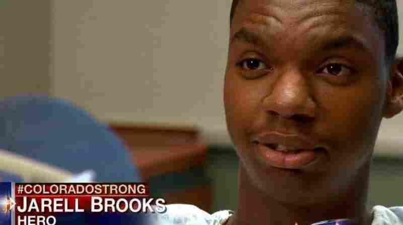 Jarell Brooks.