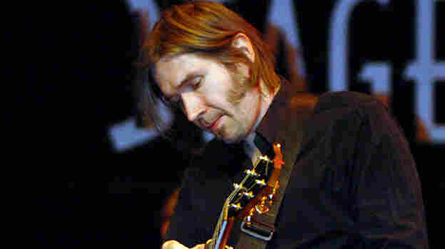 Justin Currie performs on Mountain Stage.
