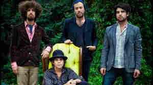 Langhorne Slim On World Cafe