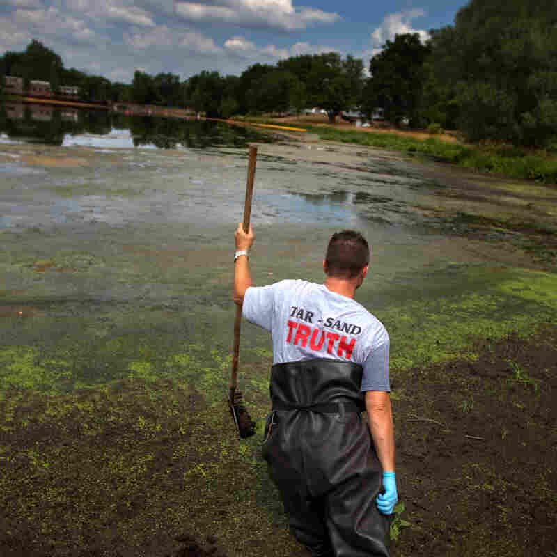 When This Oil Spills, It's 'A Whole New Monster'