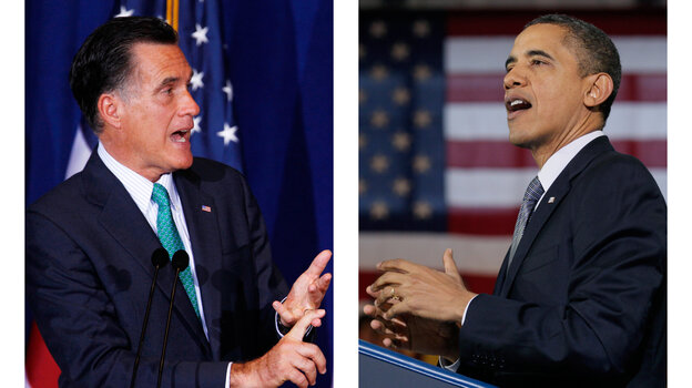 On Nov. 6, Americans will decide between Mitt Romney and President Obama.