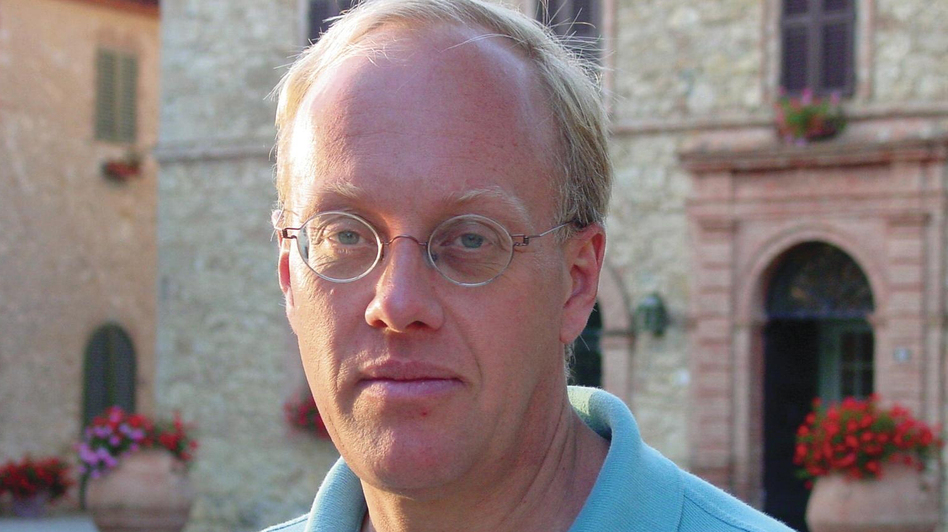 Chris Hedges is also the author of The Death of the Liberal Class. (Courtesy of the publisher)
