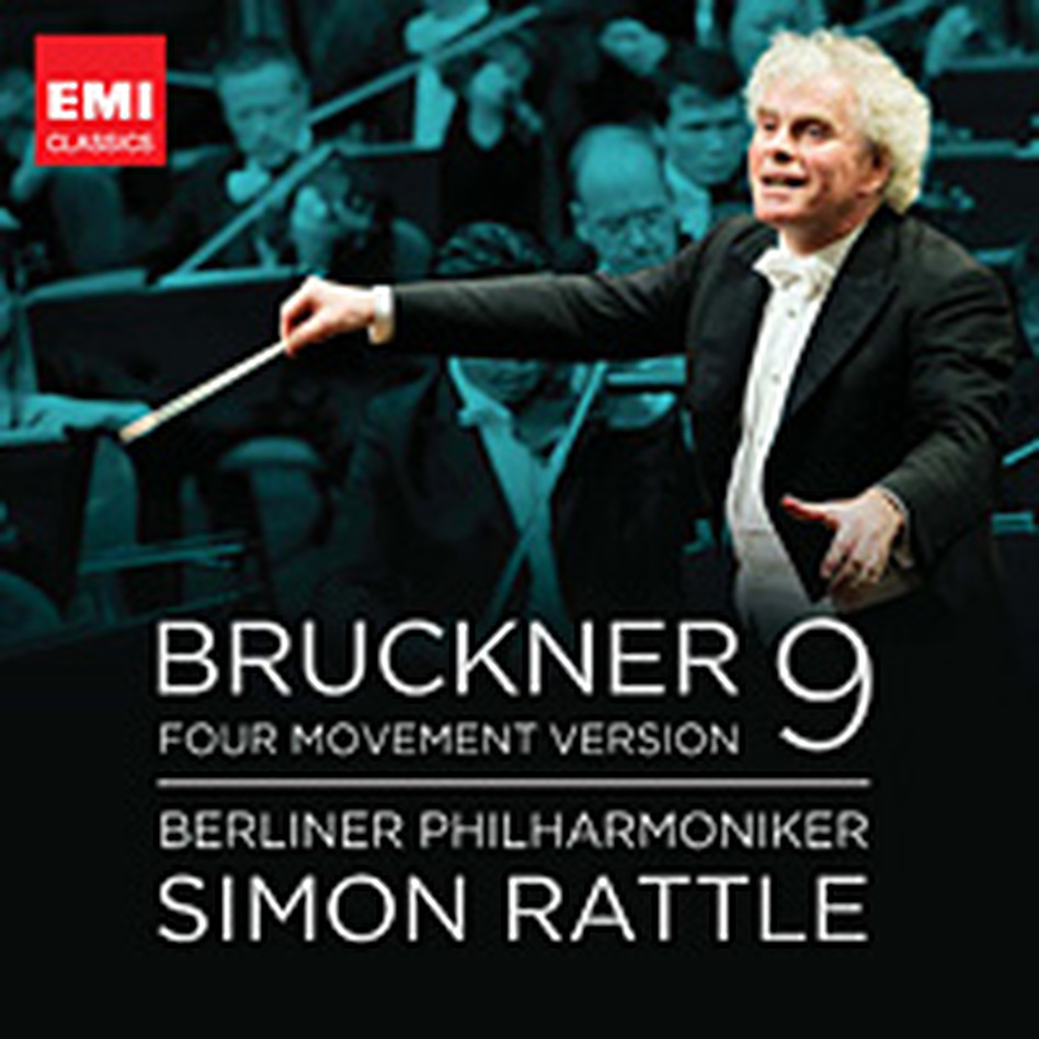 Bruckner's Symphony No. 9 with the Berlin Philharmonic.
