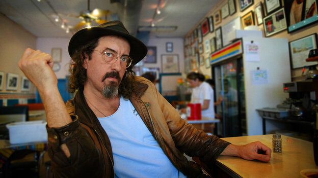 James McMurtry.