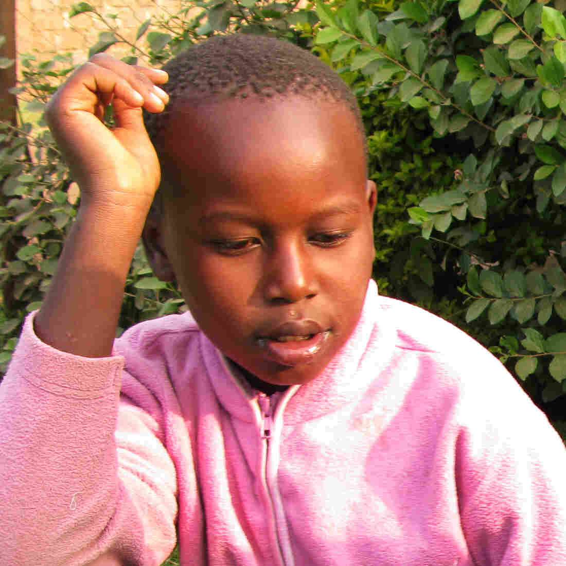 Kenya's Youngest 'Outcasts' Emerge From Shadows