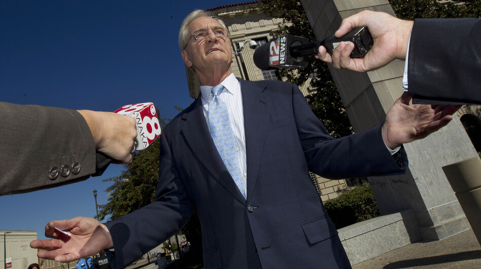 Former Alabama Gov. Don Siegelman. (AP)