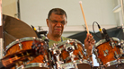 Jack DeJohnette performs with his All-Stars at the 2012 Newport Jazz Festival.
