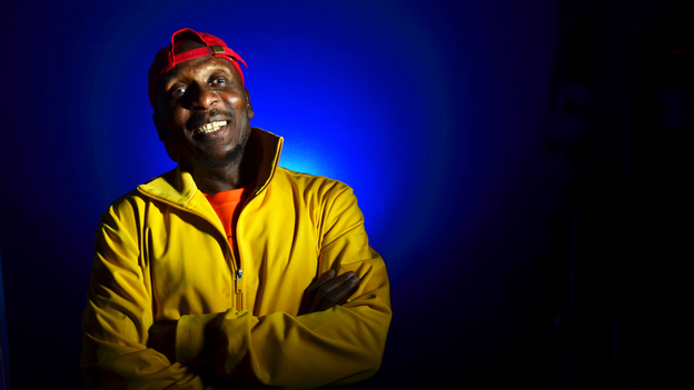 Reggae superstar Jimmy Cliff says the title of his new album, Rebirth, refers both to his own career and to humanity at large. (Courtesy of the artist)