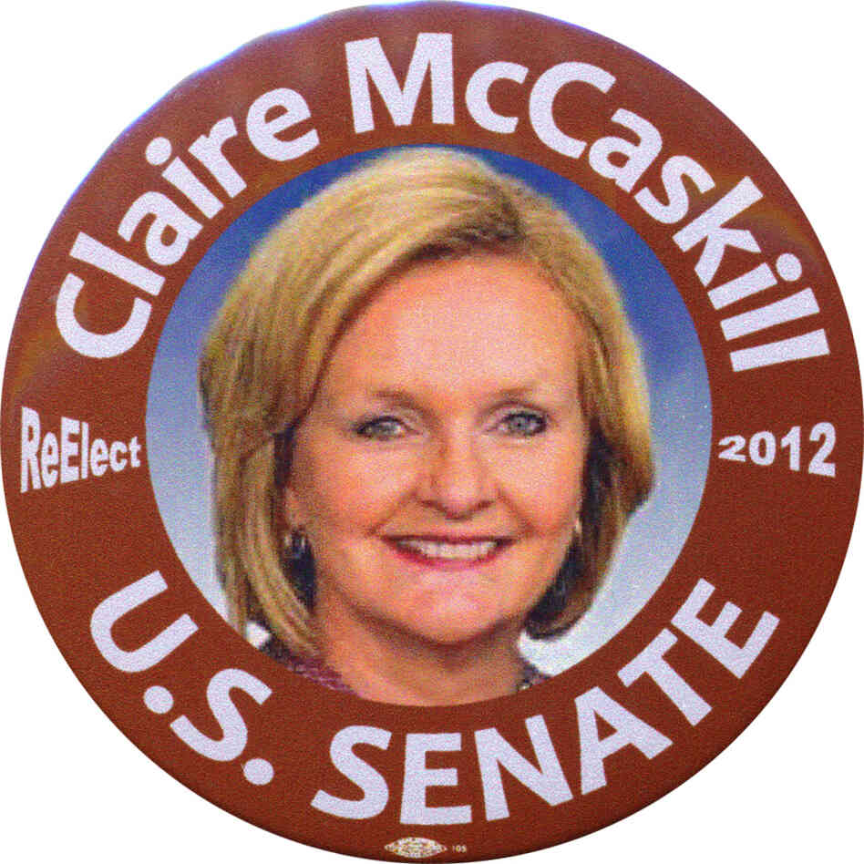 Polls show McCaskill trailing all three GOP candidates.