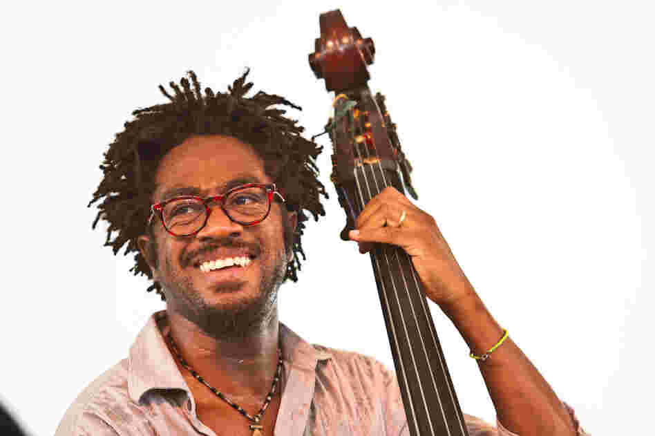 The Cuban bassist Yunior Terry was happy to perform in the band of his countryman, drummer Dafnis Prieto.