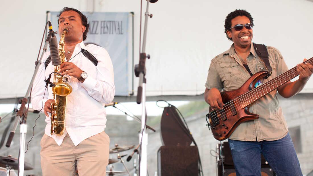 Rudresh Mahanthappa And Samdhi, Live In Concert: Newport Jazz 2012