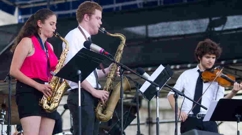 Berklee Global Jazz Ambassadors, Live In Concert: Newport Jazz Festival 2012