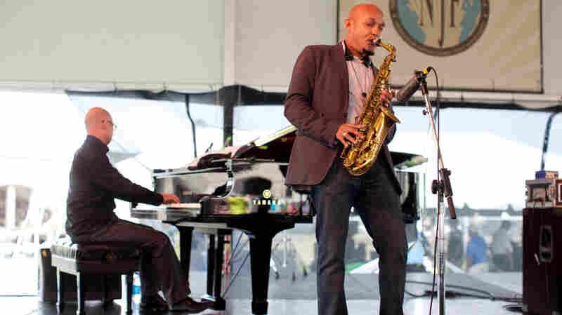 Miguel Zenón's Rayuela Quartet, Live In Concert: Newport Jazz 2012