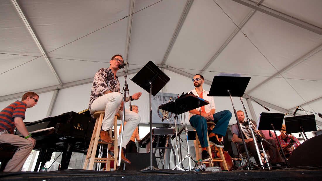 John Hollenbeck's Claudia Quintet + 1, Live In Concert: Newport Jazz 2012