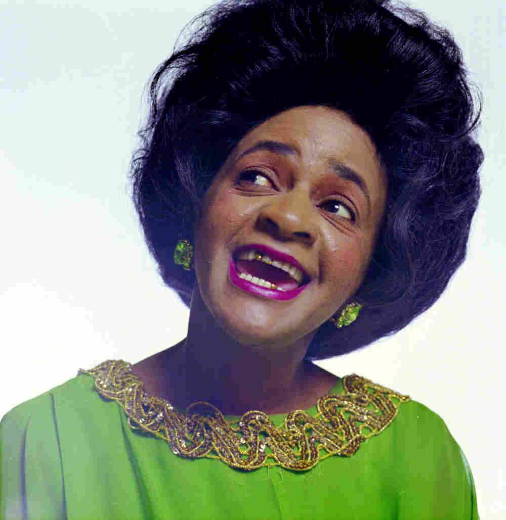 Clara Ward, one of gospel's greatest divas and Aretha Franklin's favorite singers.