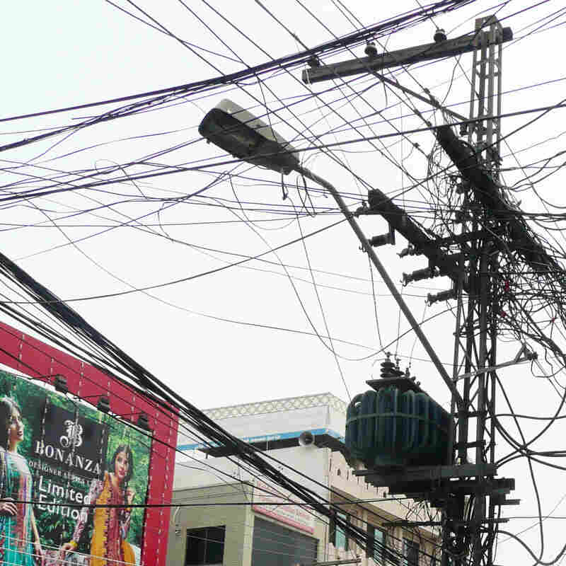 Pakistan Blackouts Power Frustration At Government