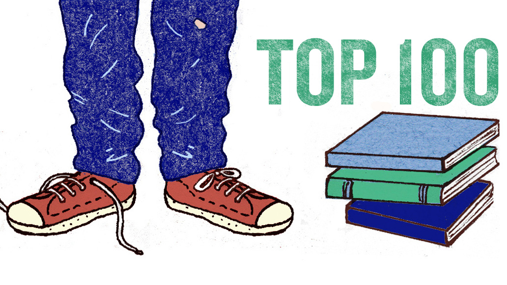 100 greatest young adult books