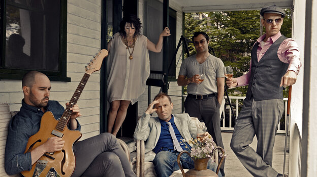 Stars' new album, The North, comes out Sept. 4.