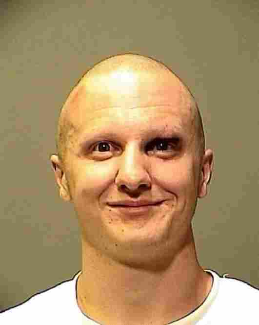 This handout provided by the Pima County Sheriff's Forensic Unit shows Jared Lee Loghner.