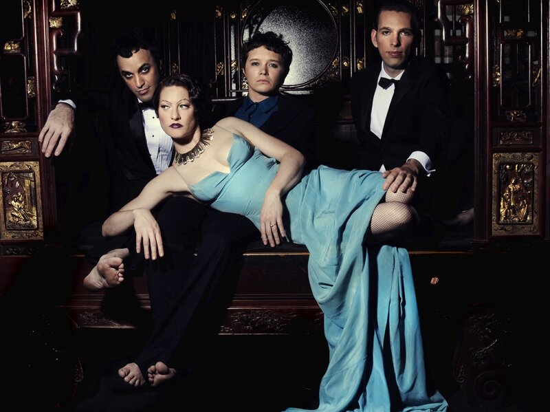 Song Premiere Amanda Palmer The Grand Theft Orchestra The