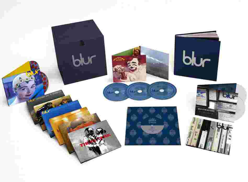 Blur 21 box set.