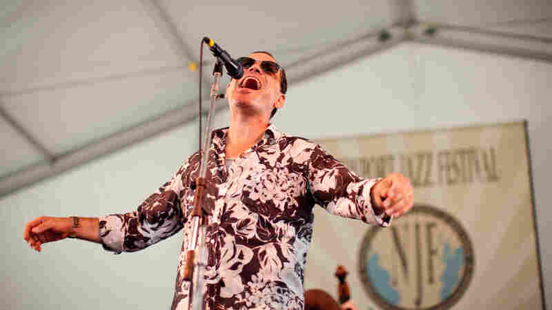 Kurt Elling, Live In Concert: Newport Jazz 2012