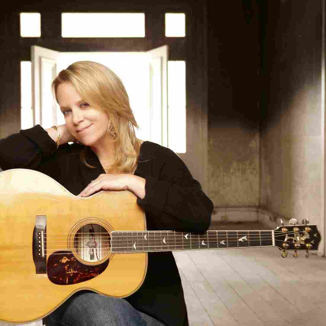 Mary Chapin Carpenter On World Cafe