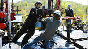 Natural Gas Giant Tries To Shift Gears