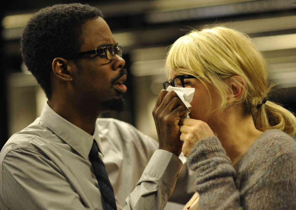 Chris Rock stars as Julie Delpy's boyfriend in 2 Days in New York. Delpy directed the film, a follow-up to her 2007 romantic comedy 2 Days in Paris.