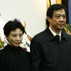 Gu Kailai, the wife of disgraced Chinese politician Bo Xilai, will stand trial on charges related to the murder of British businessman Neil Heywood. Here, the couple is shown in 2007 attending Bo's father's funeral.