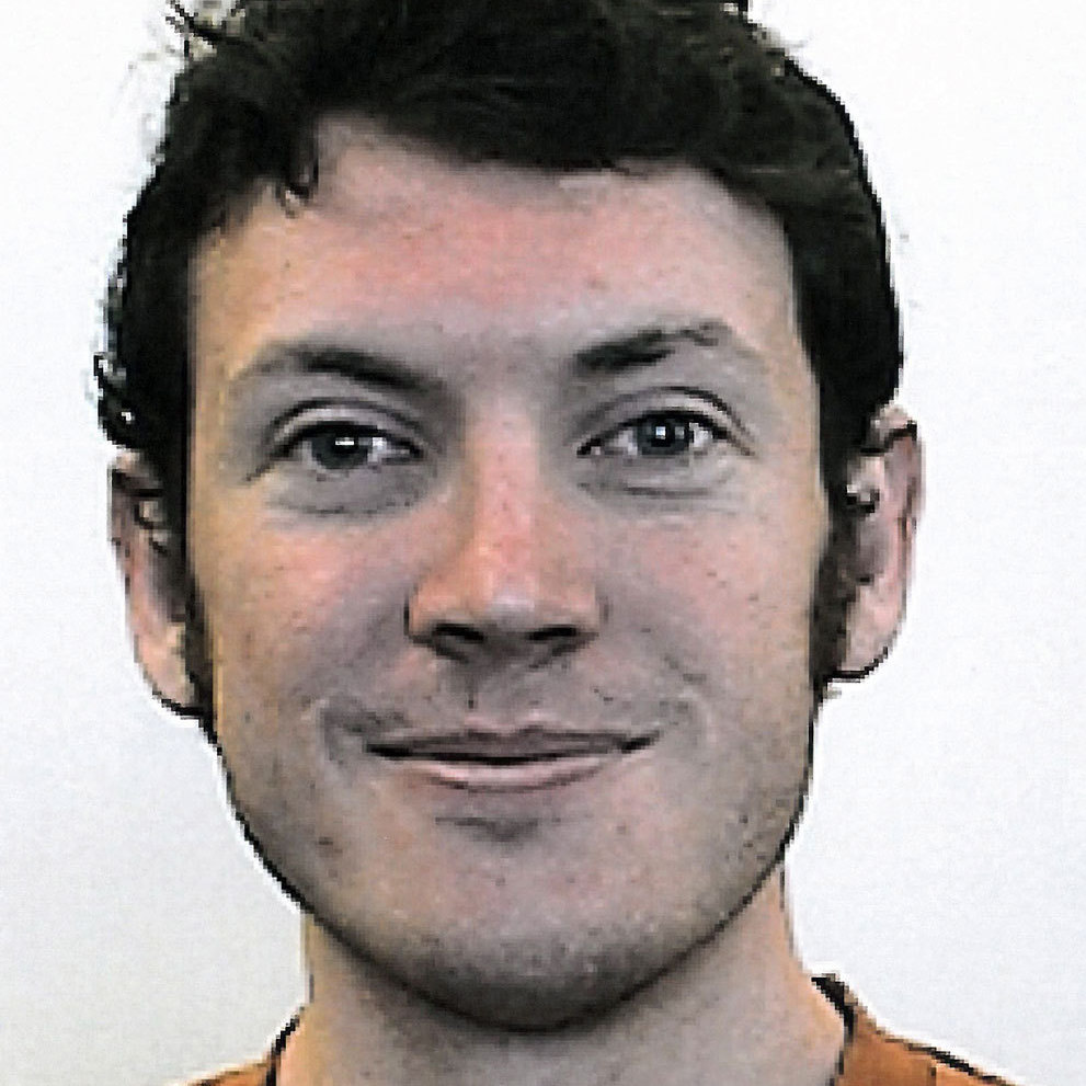James Holmes, the former University of Colorado student accused in the mass shooting in Aurora, Colo., by the University of Colorado. The university is reviewing whether more could have been done to prevent the shooting.