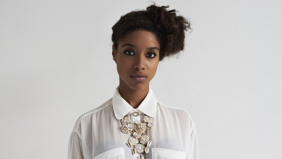 Lianne La Havas' debut album is titled Is Your Love Big Enough? (Courtesy of the artist)