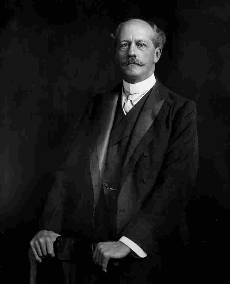 Percival Lowell.