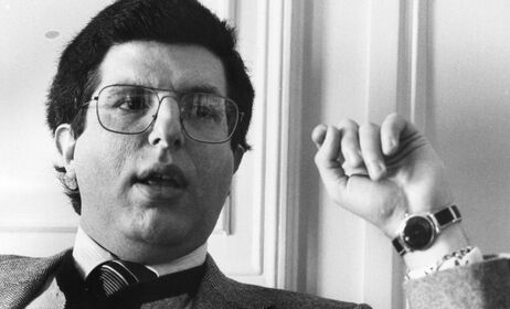 Marvin Hamlisch in a 1979 portrait.