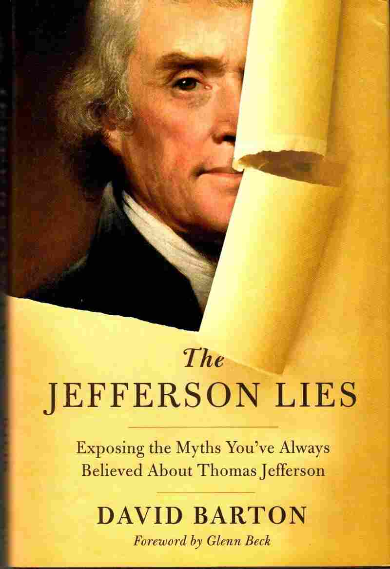 Cover art for The Jefferson Lies