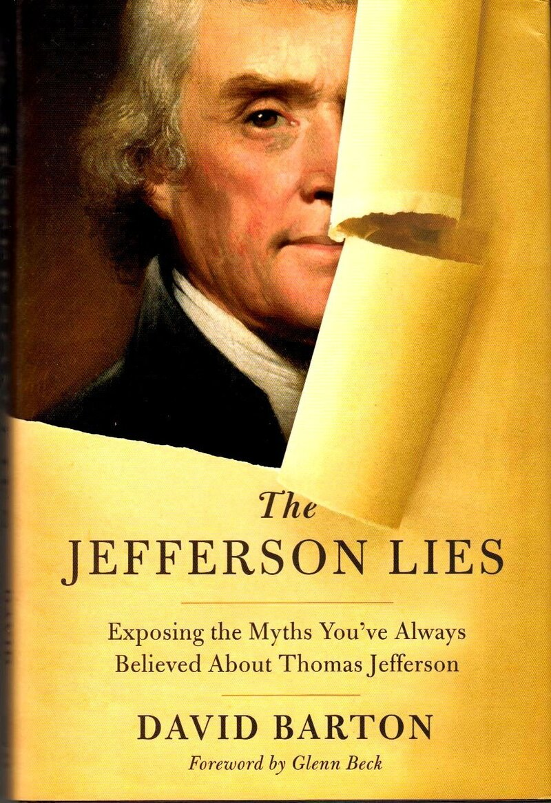 Publisher Pulls Controversial Thomas Jefferson Book Citing Loss Of