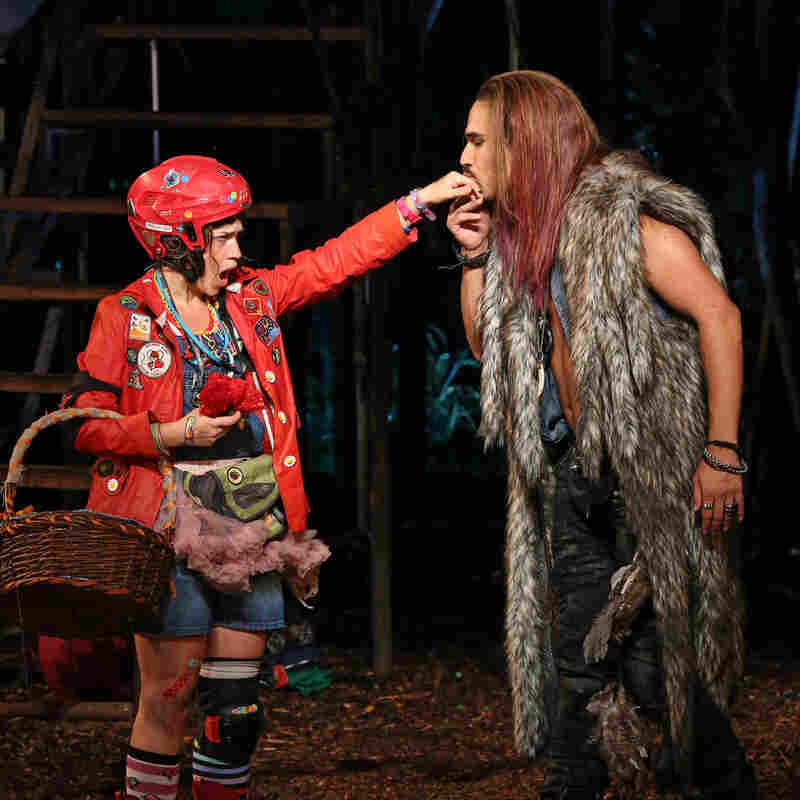 'Into The Woods' All Over Again, This Time In An Actual Urban Jungle