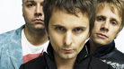 Muse: (from left) Chris Wolstenholme, Matt Bellamy and Dominic Howard.