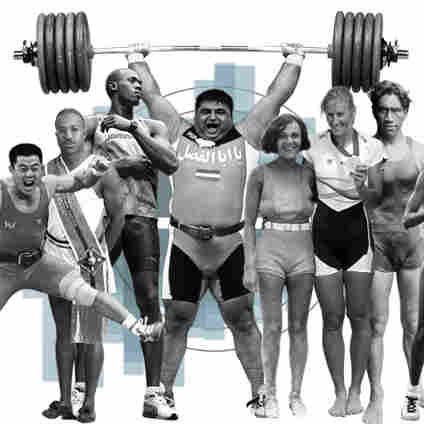 Olympic physics promo image