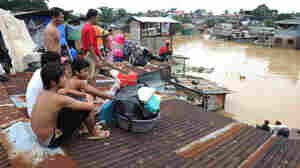 Even As Rains Ease, Disaster Grows In Philippines; 2.1 Million Affected