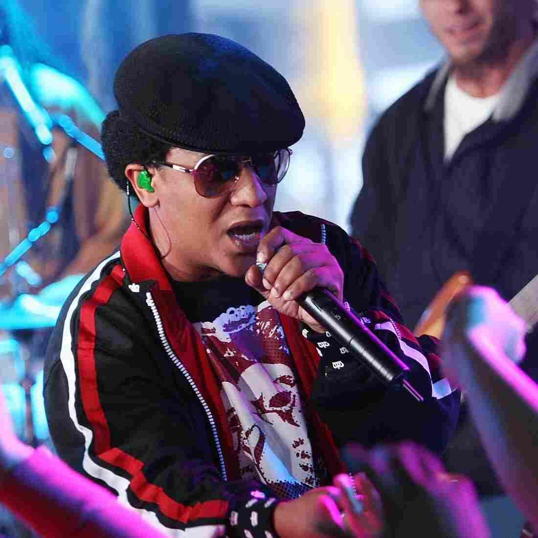 Guest DJ: Puerto Rican Rap Legend Tego Calderon