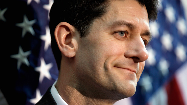 Wisconsin Rep. Paul Ryan is popular with conservatives and brings enthusiasm to the ticket. He won his House seat at 28, which means that now, at 42, he's a seasoned legislator. (Getty Images)