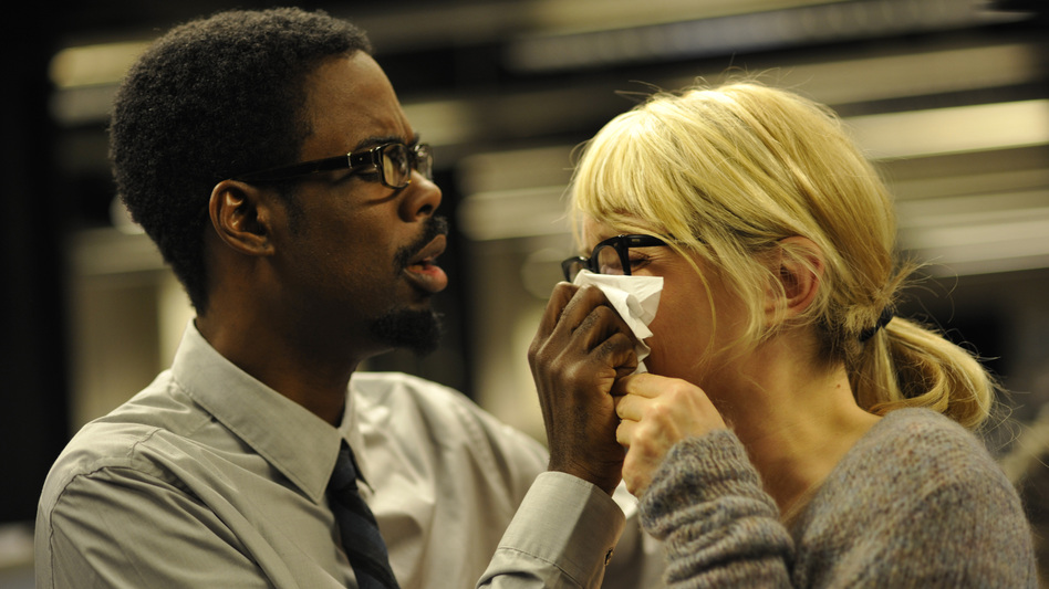 Chris Rock stars as Julie Delpy's boyfriend in 2 Days in New York. Delpy directed the film, a follow-up to her 2007 romantic comedy 2 Days in Paris. (Magnolia Pictures)