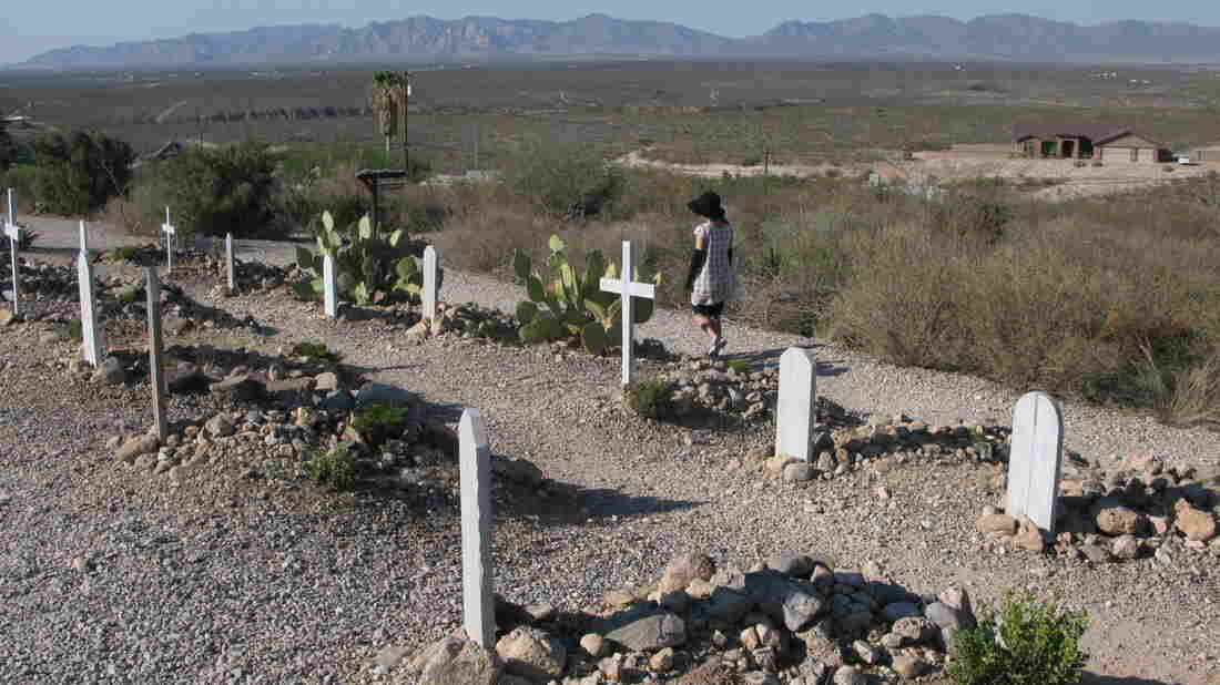 The Boot Hill cemetery in Tombstone, Ariz., is filled with the graves of men who met their end in the Wild West. While there are many such cemeteries in the Western U.S., Tombstone's is considered the most famous.