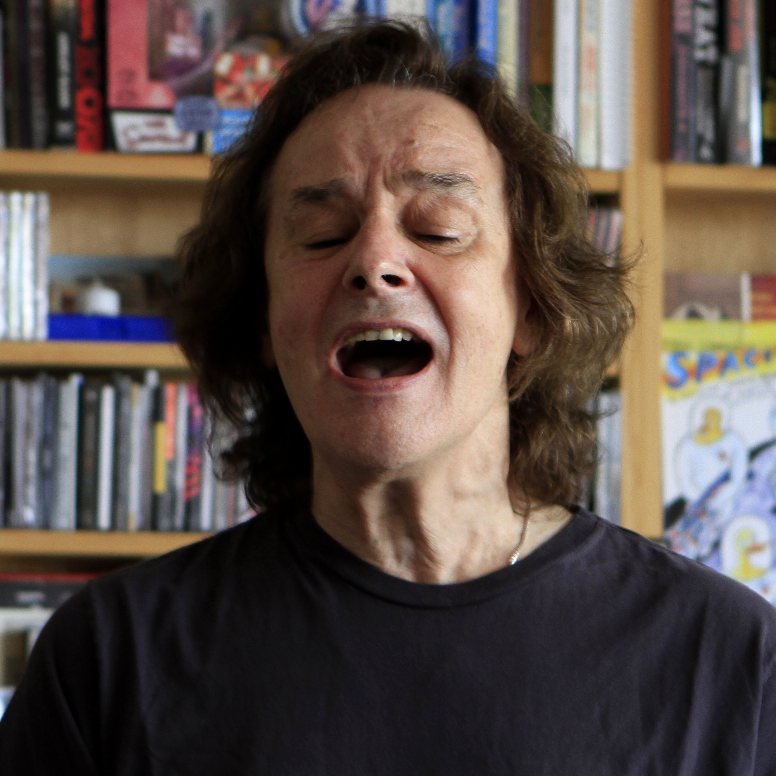 Colin Blunstone of The Zombies performs a Tiny Desk Concert.
