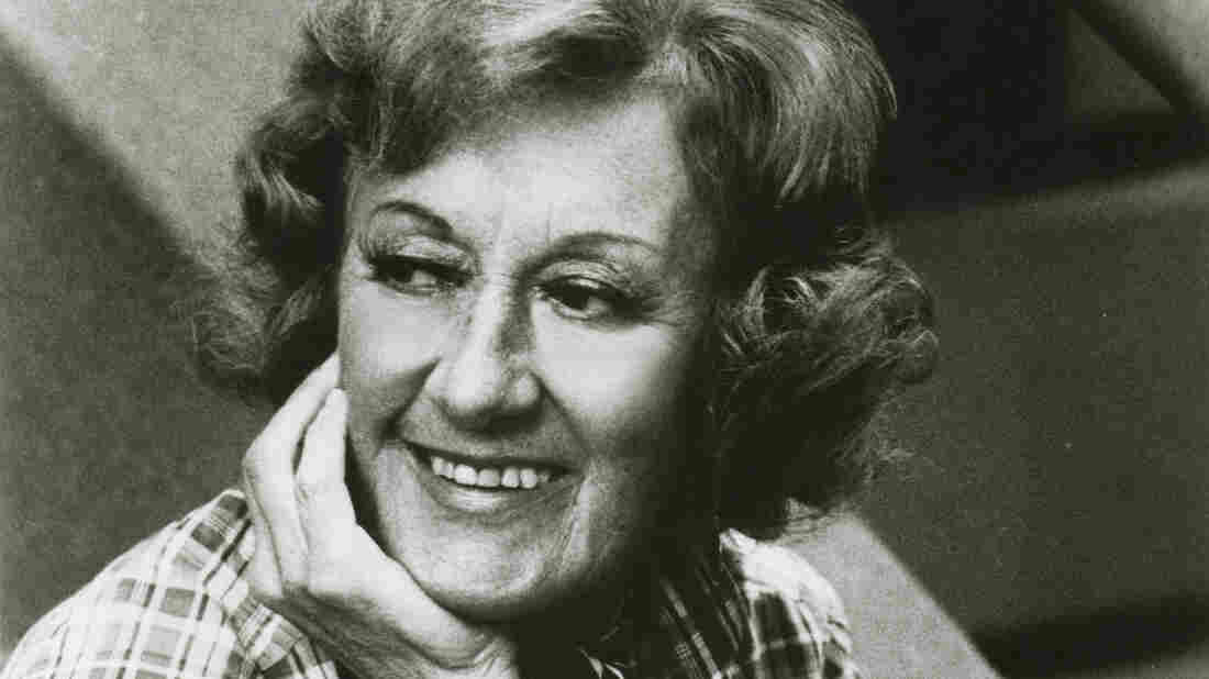 Marian McPartland hosted NPR's Piano Jazz for 33 years.