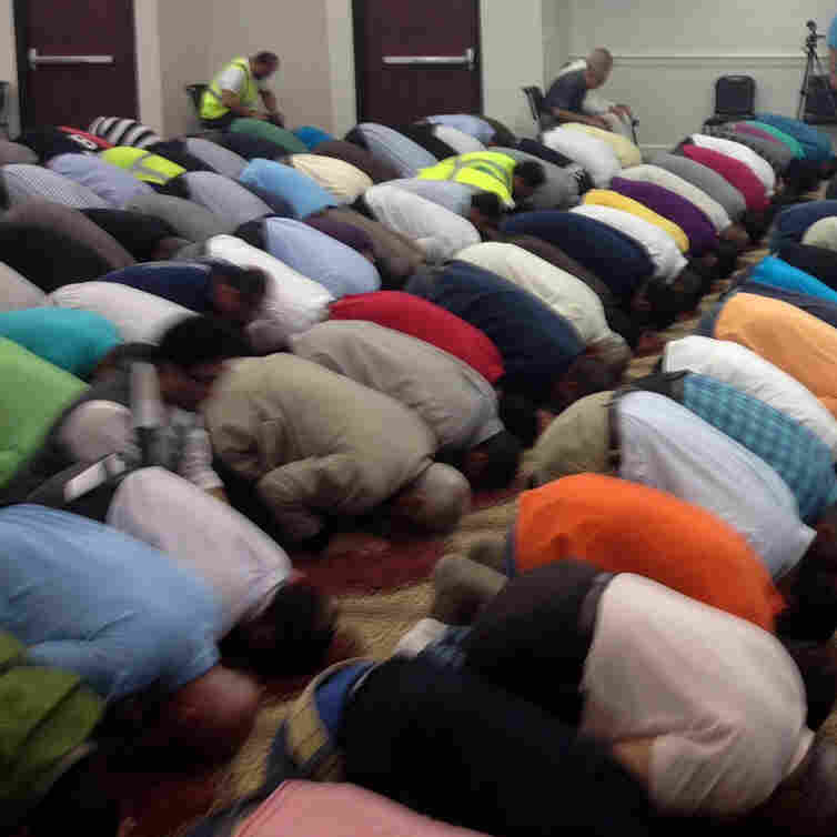 First Prayer Service Held In Tennessee Mosque