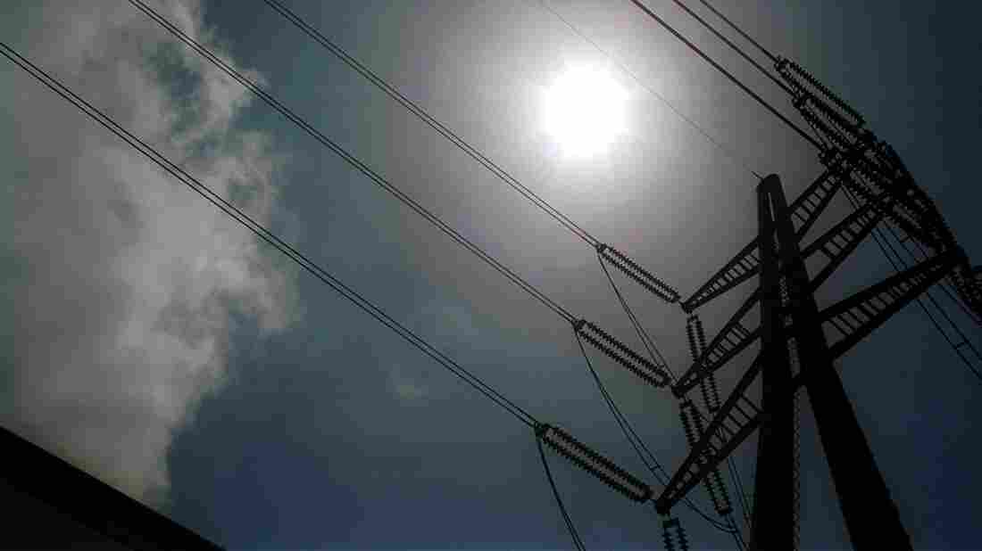 Will there be too much demand? Power lines near Redondo Beach, Calif.