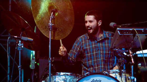 Drum Fill Friday, From S. Carey