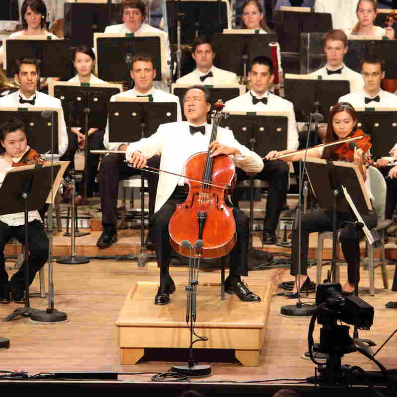 Yo-Yo Ma Headlines Tanglewood's 75th Anniversary Concert